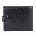 Мужское портмоне кожаное черное KARYA 0457/106 Турция
