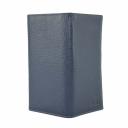 Портмоне из кожи мужское синее AKA 806/401 Турция