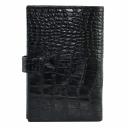 Портмоне мужское кожаное черный KARYA 0405/104 Турция