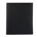 Стильное мужское портмоне черное AKA 056/101 Турция