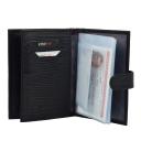 Обложка права-паспорт кожаная KARYA 443/106 Турция