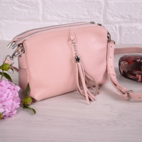 Розовая сумка 2070/141 Украина