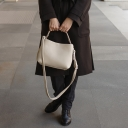 Женская сумка серая 2278/121-221 Украина