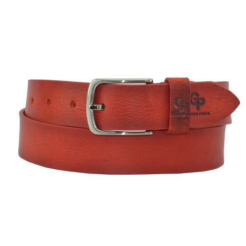 Ремень кожаный 2300/301 Турция