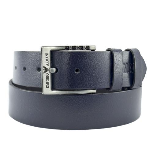 Ремень кожаный мужской джинс ARMANI 49/401 Италия