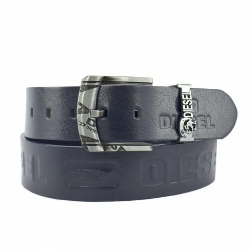 Ремень кожаный мужской джинс DIESEL 43/401 Италия