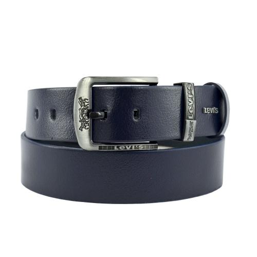 Ремень кожаный мужской джинс LEVI'S 03/401 Италия