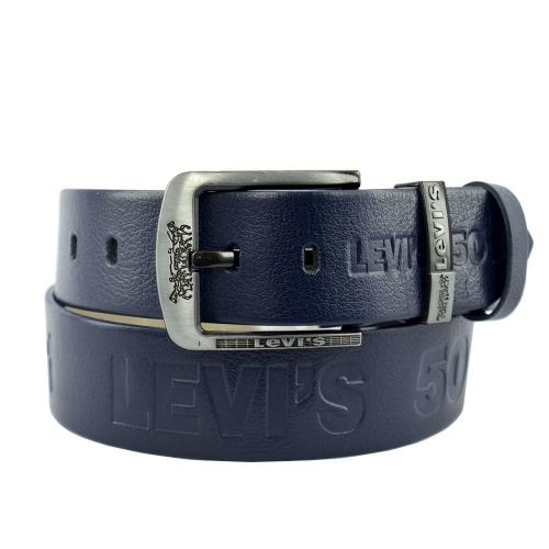 Ремень кожаный мужской джинс LEVI'S 09/401 Италия