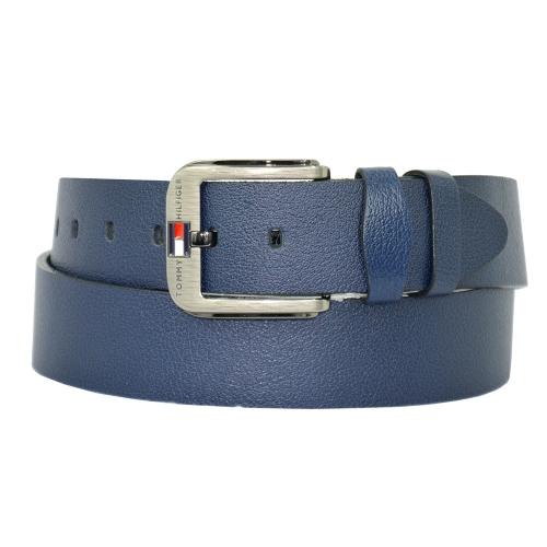 Ремень кожаный мужской джинс TOMMY HILFIGER 900/401 Италия