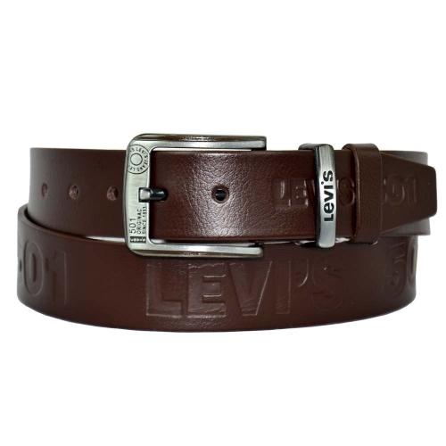 Ремень кожаный мужской LEVI'S 200/201 Турция