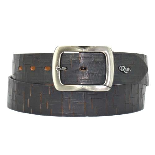 Ремень кожаный RINO 543/201 Турция