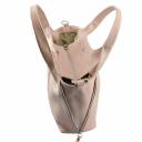 Большая женская сумка светлая 2515/141м Украина
