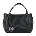 Cтильна жіноча сумка чорна 1733/101 Україна