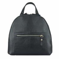 Городской рюкзак женский кожаный 1829/101 Украина