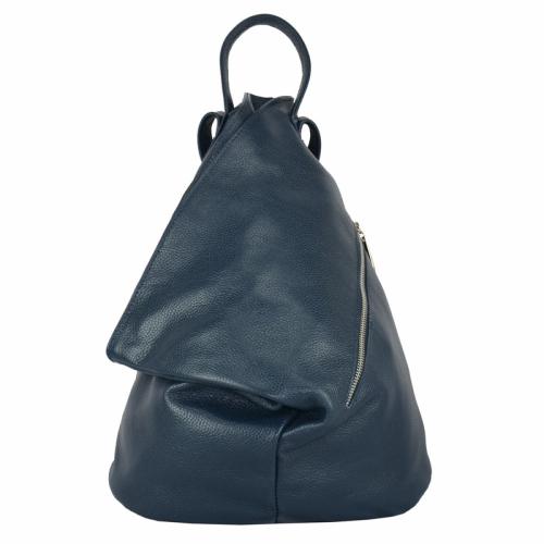 Городской женский рюкзак синий 2169/401 Украина