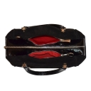 Классическая сумка женская замшевая 2574/108 Украина