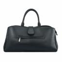 Кожаная сумка женская черная 351/101 Украина