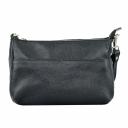 Модная сумка кожаная женская черная 2073/101 Украина
