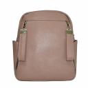Модный рюкзак кожаный пудра 2230/141 Украина