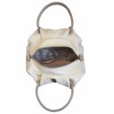 Молодежная сумка кожаная маленькая 2471/231-221 m Украина