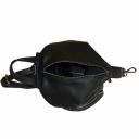 Рюкзак городской женский кожаный черный 2233/101 Украина