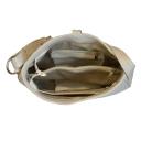 Шкіряна сумка светлая 2148/231 Україна