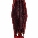 Сумка через плече з натуральної шкіри жіноча червона AKA 334/301 Турція