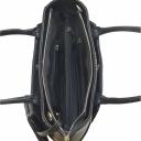 Сумка женская кожаная черная 1771/101 Украина
