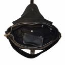 Сумка женская кожаная черная 2190/101 Украина