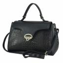 Женская сумка 2348/104-101 Украина черная