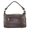Женская сумка 2437/201 Киев коричневая