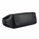 Женская сумка черная 2673/104 Украина