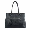 Женская сумка черная 444/104 Украина