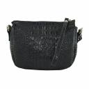 Женская сумка через плечо 2333/104 Украина черная