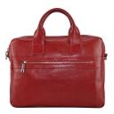 Женская сумка из натуральной кожи красная 2622/301 Украина