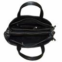 Женская сумка кожаная 2350/104 Украина черная
