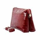 Женская сумка кожаная мини Karya 0759/305 Турция
