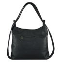 Женская сумка рюкзак 2014/108-101 Украина черная