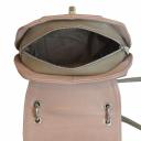 Женская сумочка кожаная пудра беж 2281/141-221 Украина