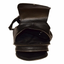 Женский рюкзак из кожи черный 2142/101 Украина