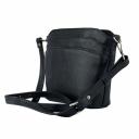 Жіноча сумка шкіряна чорна 2071/101 Україна